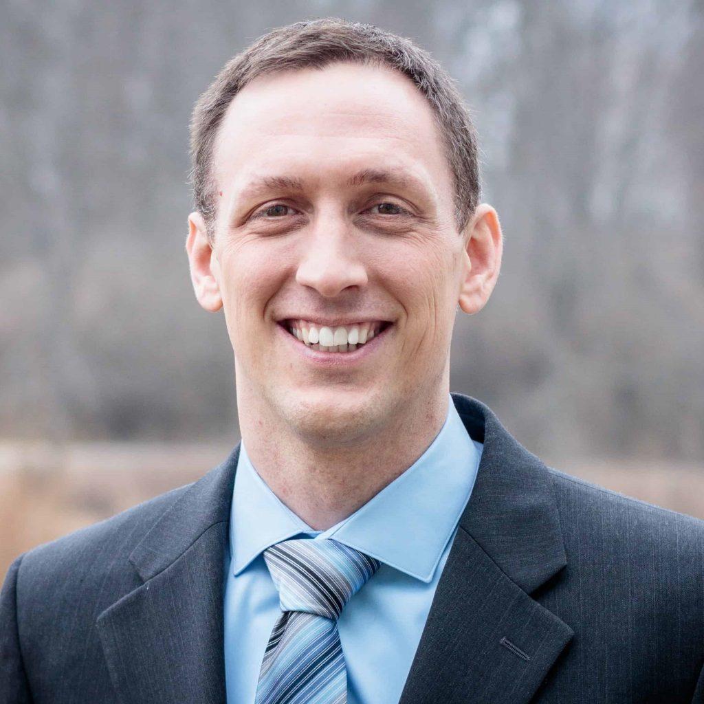 Ryan, co-founder of school headshot